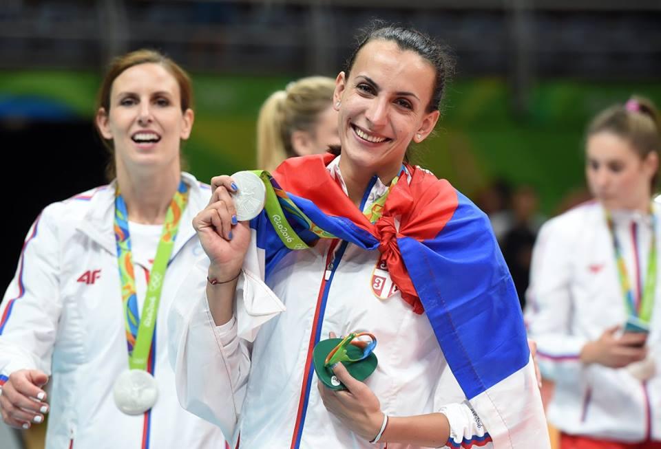 Milena Rašić: Rio će ostati u sećanju!