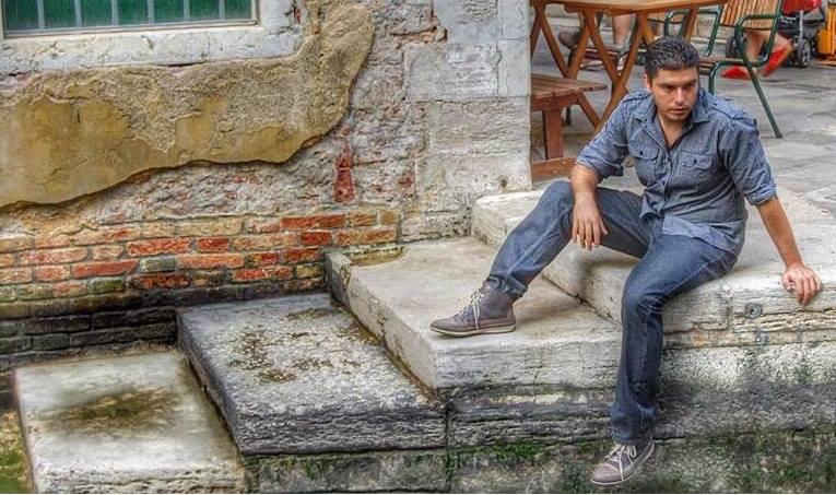 Stefan Simić: Priče se pišu same