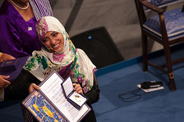 Tavakul Karman o ženskom liderstvu