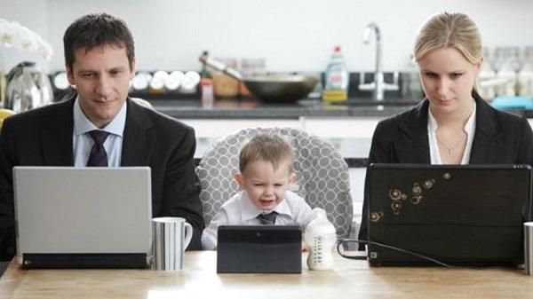 Deset roditeljskih veština važnih za posao