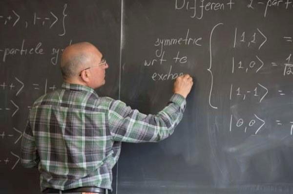 Profesor koji nije znao da čita i piše