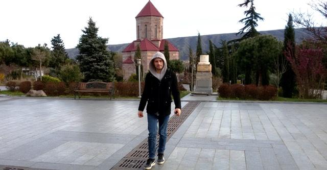 TBILISI - CRVENKAPA