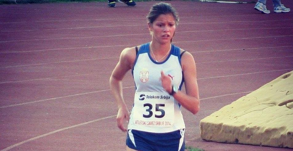 Danica Gogov: Brzim hodom i štopericom do uspeha