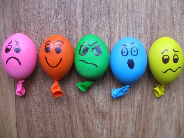Da li je dobro ispoljavati negativne emocije?