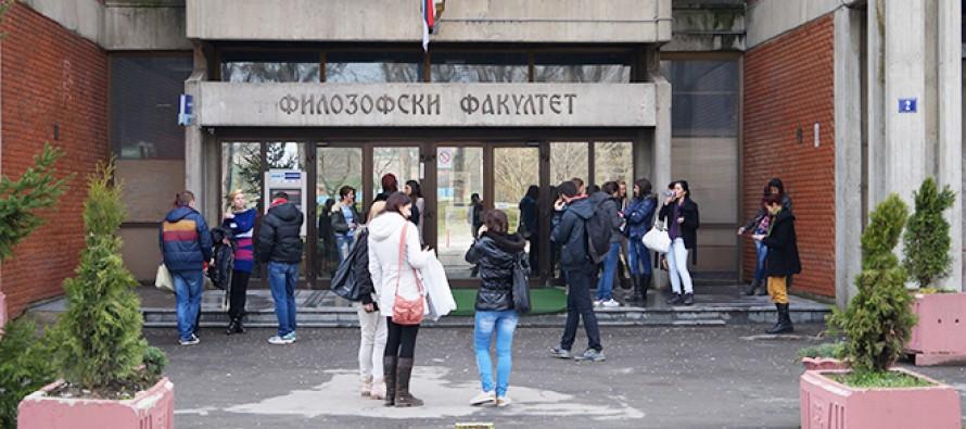 Kako upisati Filozofski fakultet u Novom Sadu?