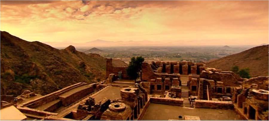 7 starih zaboravljenih civilizacija