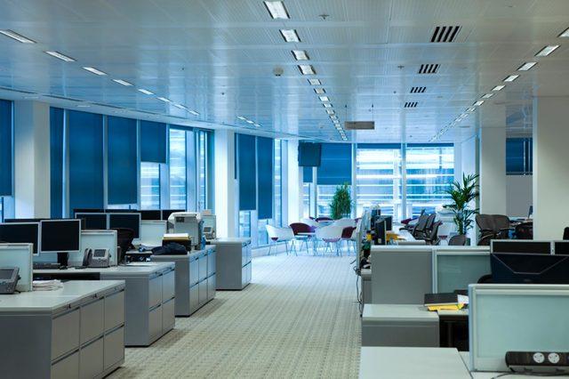 U ovoj kancelariji je nemoguće raditi