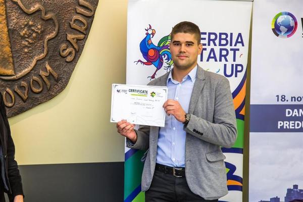 Lazar Jovanović: Student i poljoprivrednik