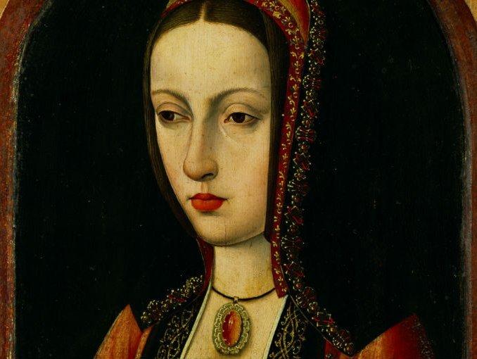 Luda kraljica Huana I od Kastilje