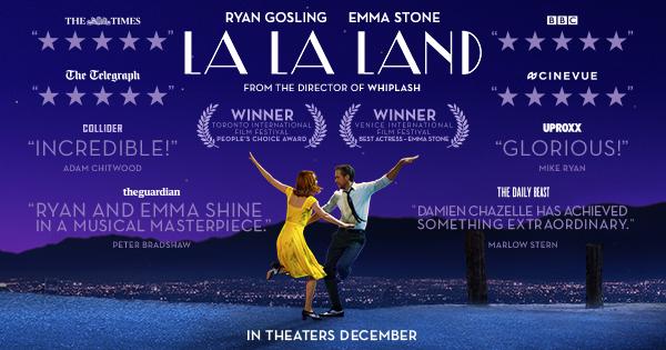 """Tajna uspeha filma """"La La Lend"""""""