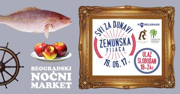 Zemun: Posetite Beogradski Noćni Market