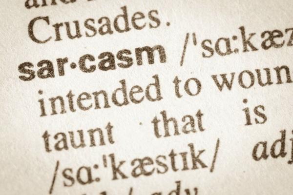 Sarkazam – skrivena verbalna agresija