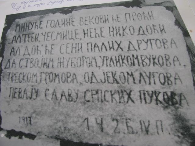 Srpska vojna groblja nestaju u korovu