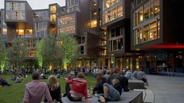 Najmaštovitiji studentski domovi širom sveta