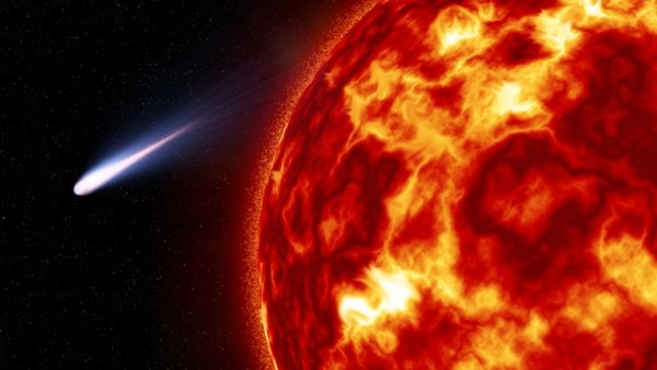 9 zanimljivih činjenica o Halejevoj kometi