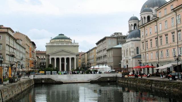 Ovi srpski umetnici su se predstavili u Trstu!