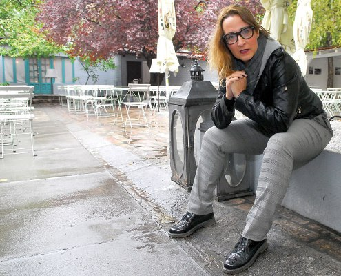 Tatjana Vojtehovski: Prošlost inače ne postoji