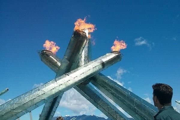 Priča Olimpijskog plamena: Početak