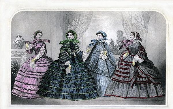 Ubistvena odeća: hit 19. veka